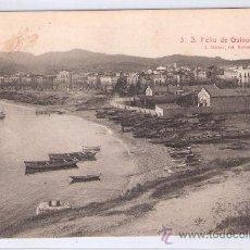 Postales: SAN FELIU DE GUIXOLS - 3 - PLAYA - (7432). Lote 28246444