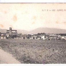 Postales: LLINAS - ATV- 1701 - VISTA PARCIAL - (7506). Lote 28271846