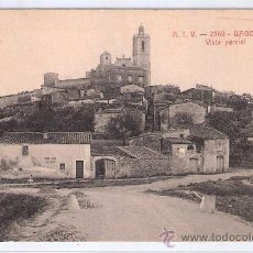 Postales: LLAGOSTERA - ATV- 2369 - VISTA PARCIAL - (7501). Lote 28272022