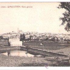 Postales: LLAGOSTERA - ATV- 2366 - VISTA GENERAL - (7502). Lote 28272039