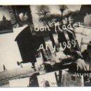 Postales: BARCELONA, 1958. FOTOMONTAJE DE JAUME SUÑÉ. . Lote 28281233