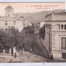 Postales: LA GARRIGA - 5 - CARRER CARDEDEU - ROISIN - (7546). Lote 28278852