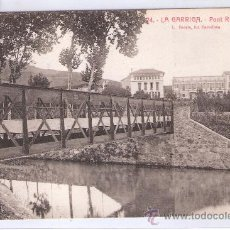Postales: LA GARRIGA - 24 - PONT RIU CONGOST - ROISIN - (7564). Lote 28279112