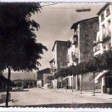 Postales: ISONA - FOTOGRAFICA - PLAZA PORTAL - ANTONIO ROYA - (7581). Lote 28279453