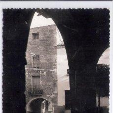Postales: ISONA - FOTOGRAFICA - PLAZA DEL PINO - ANTONIO ROYA - (7587). Lote 28279523