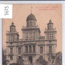 Postales: ARBOS - ATV- 3652 - CASA GENER Y BATET - (7623). Lote 28280478