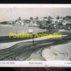 Postales: (A00167) SANT POL DE MAR - REDES SECANDO - ROISIN Nº5. Lote 28283473
