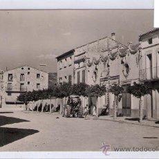 Postales: ISONA - FOTOGRAFICA - PLAZA DEL PORTAL - SEBASTIAN MARSA - (7690). Lote 28289765