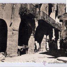 Postales: ISONA - FOTOGRAFICA - PLAZA DEL PINO - SEBASTIAN MARSA - (7691). Lote 28289791