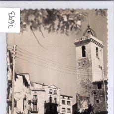 Postales: ISONA - FOTOGRAFICA - CAMPANARIO - SEBASTIAN MARSA - (7693). Lote 28289813