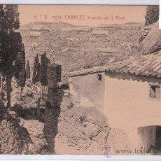 Postales: CABACES - ATV- 4521 - HERMITA DE S. ROCH - (7728). Lote 28298180