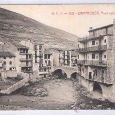 Postales: CAMPRODON - ATV- 1312 - PONT SOBRE ´L RITORT - (7750). Lote 28338759