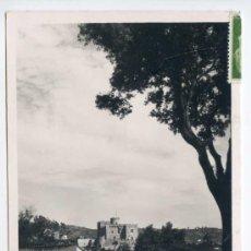 Postales: SAN GINES DE VILASAR, VILASSAR DE DALT, 8. CASTILLO. FOTOS MELI, FIGUERAS. CIRCULADA. Lote 28325318