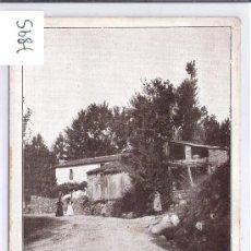 Postales: GUALBA - LA BARCELONETA - IMPRENTA VIUDA DE LUIS TASSO- (7895). Lote 28361031