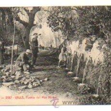 Postales: ATV - 3587. VALLS. FUENTE DEL MAS MIQUEL. . Lote 28445177