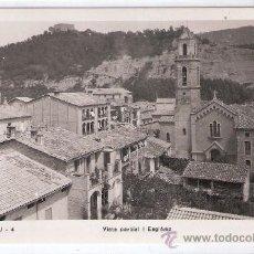 Postales: MONTESQUIU - 4 - VISTA PARCIAL I ESGLESIA - FOTOGRAFICA- (7949). Lote 28477874