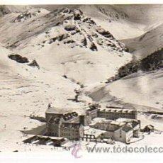 Postales: NURIA - EL SANTUARIO Y PISTAS - ZERKOWITZ - ESCRITA,CON SELLO 27/06/1943. Lote 28539963