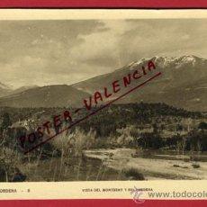 Postales: PALAUTORDERA, BARCELONA, VISTA DEL MONTSENY Y RIU TORDERA, P63318. Lote 28661091