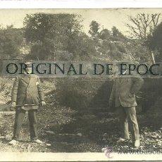 Postales: (PS-24091)POSTAL FOTOGRAFICA DE RELLINAS-FONT DEN SEUVA AÑO 1913. Lote 28758970