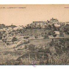 Postcards - 250. PLA DEL LLOBREGAT. CORBERA. (CLIXÉ DE A. RIUS) ASSOSSIACIÓ PROTECTORA DE LA ENSENYANSA CATALANA - 28885722