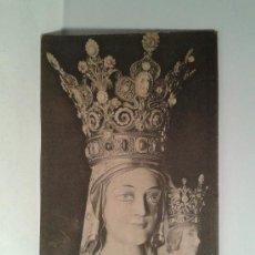 Postales: POSTAL BERGA NTRA. SRA. DE QUERALT CIRCULADA 1918. Lote 28897667