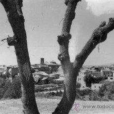 Postales: TARROJA (LÉRIDA). POSTAL AÑOS 1950S. CIRCULADA. Lote 28951604