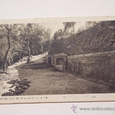 Postales: SANT ESTEVE DE PALAUTORDERA (FUENTE ...............). Lote 28979835