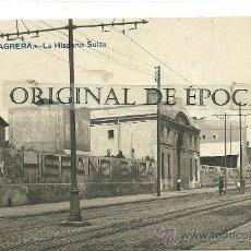 Postales: (PS-25072)POSTAL FOTOGRAFICA DE BARCELONA-LA SAGRERA.LA HISPANO SUIZA. Lote 29016867