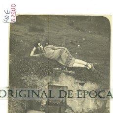 Postales: (PS-25110)POSTAL FOTOGRAFICA DE SAN JUAN DE LAS ABADESAS-FONT. Lote 29148841
