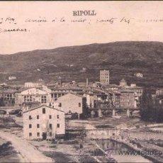 Postales: RIPOLL (GERONA).- POSTAL FOTOGRAFICA. Lote 29150222