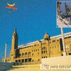 Postales: POSTAL 223 COLECCIÓN OLÍMPICA BARCELONA'92 - ESTADI OLÍMPIC BARCELONA. Lote 100746019