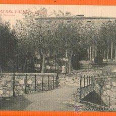 Postales: LLINÁS DEL VALLES ( LLINARS ) - CASTILLO - Nº 5 ROISIN FOTOGRAFO BARCELONA - SIN CIRCULAR. Lote 29305575