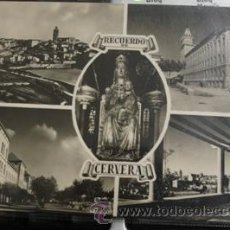 Postales: CERVERA Nº7 DIVERSOS ASPECTOS DE LA CIUDAD . Lote 29335944