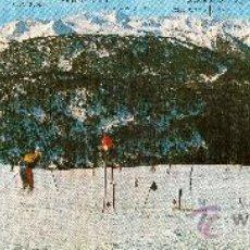 Postales: POSTAL GRAN PANORÁMICA (31X10 CM) Nº61 DESDE BAQUEIRA BERET, ED. SICILIA, S/C. Lote 29447887