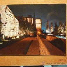 Postales: POSTAL TARRAGONA PASEO ARQUEOLOGICO PROMENADE CIRCULADA. Lote 29487730
