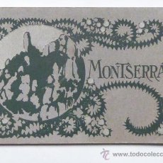 Postales: MONTSERRAT - LIBRILLO 80 VISTAS. Lote 29566382