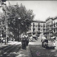 Postales: BARCELONA.- PLAZA DEL TEATRO. Lote 29571410