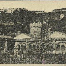 Cartes Postales: CARTUJA DE MONTALEGRE - VISTA DE LA CONRERÍA DESDE EL CLAUSTRO - FOTO: P. CANO - SIN CIRCULAR. Lote 29588775