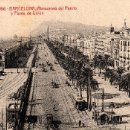 Postales: A.T.V.-156- BARCELONA, ALMACENES DEL PUERTO Y PASEO DE COLÓN, ED, ANGEL TOLDRÁ -BARCELONA-, S/C. Lote 29623648