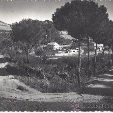 Postales: PS0105 ARGENTONA 'CAMINO DE BURRIACH'. FOTO GÜELL. CIRCULADA EN 1963. Lote 29655419