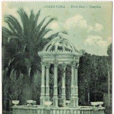 Postales: ARGENTONA - TORRE GARI -TEMPLETE. Lote 29687036