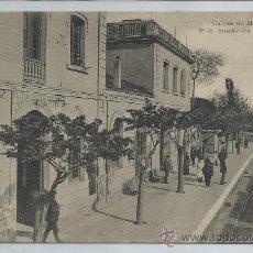 Postales: CALDES DE MONTBUI-13-ESTACIÓN DEL FERROCARRÍL(REF-964). Lote 29745749
