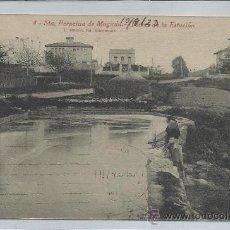 Postales: SANTA PERPETUA DE LA MOGUDA-4-TORRES DE LA ESTACIÓN(REF-975). Lote 29745826