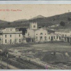 Postales: MOLINS DE REI.-7-PLASSA NOVA(REF-998). Lote 29762812