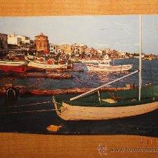 Postales: POSTAL CAMBRILS PUERTO CIRCULADA. Lote 29824868