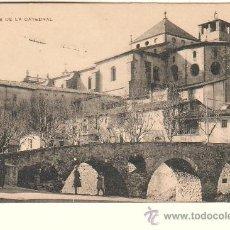 Postales: VICH.- ABSIS DE LA CATEDRAL. Lote 29878454