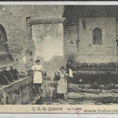 Postales: GUISONA-C.O.-10-LAS FUENTES(REF-1092). Lote 29893552