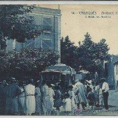 Postales: CADAQUÈS-14-ARRIBANT I'AUTO(REF-1104). Lote 29904671