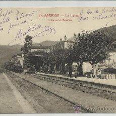Postales: LA GARRIGA-LA ESTACIÓ(REF-1112). Lote 29905012