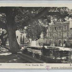 Postales: BEGAS-19-PLAZA CAMILO RIU(REF-1138). Lote 29905602